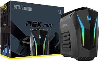 Zotac Gaming MEK Mini PC (Intel Core i5 9400f, ZOTAC Gaming GeForce RTX 2060 Super 8 GB, 16 GB DDR4, 240 GB M.2 SSD, 1 TB 2,5 HDD)