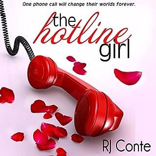 Hotline Girl audiobook cover art