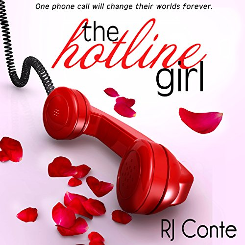 Hotline Girl audiobook cover art