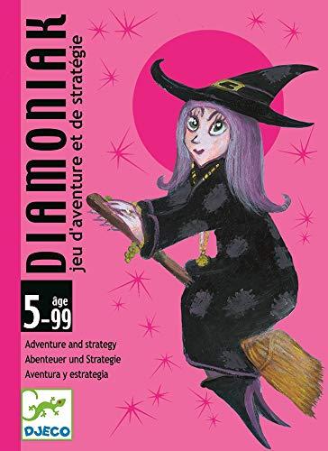 Djeco DJ05117 Kartenspiele: Diamoniak