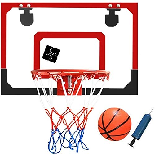 SONGYU-Basketball-Ständer Basketball Brett Basketballkorb Basketballständer for Wandmontage, Standard Rebounds, 45x30cm Basketballkorb