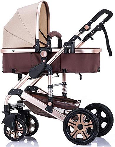 Best Deals! SYue 0-36 Months Baby Stroller Baby Stroller Four Seasons Universal Baby Baby Cart Porta...