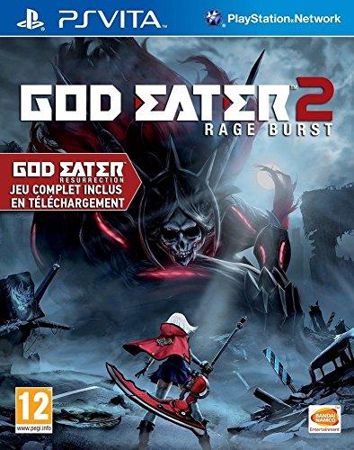 GOD EATER 2 RAGE BURST PS VITA FR