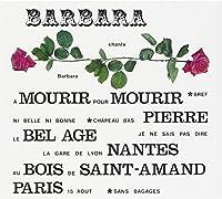 Barbara Chante Barbara by BARBARA (2000-08-22)