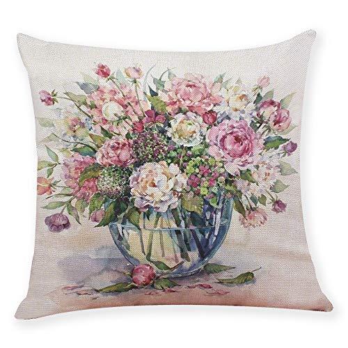 Home Pillowcases Home Decor Cushion Cover Graffi Style Throw Pillowcase Pillow Covers Home & Garden Pillow Case Christmas for Faclot