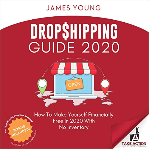 Dropshipping Guide 2020 cover art