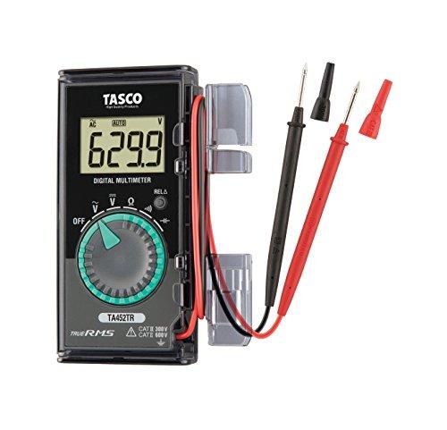 イチネンタスコ(TASCO) デジタルマルチメータ TA452TR 85×18×126mm