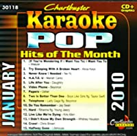 Karaoke: Pop Hits of Month - January 2010