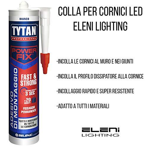Colla per cornici Eleni Lighting - Tytan FAST & STRONG - presa rapida - incollaggio forte
