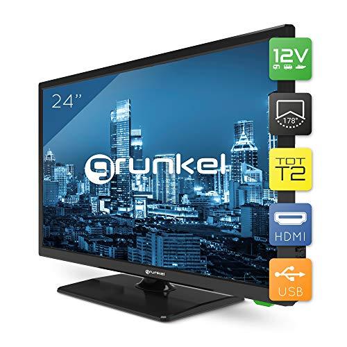 Grunkel - LED-24 IV - Televisor LED HD Ready Alta definició