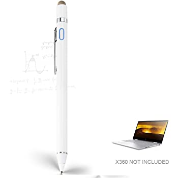 ASUS Nexus 7 Broonel Red Fine Point Digital Active Stylus Pen Compatible with The ASUS Google Nexus 7