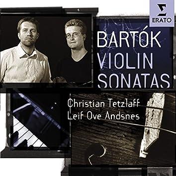 Bartók: Violin Sonatas Nos 1, 2 & Sonata for Solo Violin
