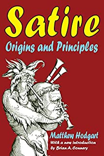 Satire: Origins and Principles (English Edition)
