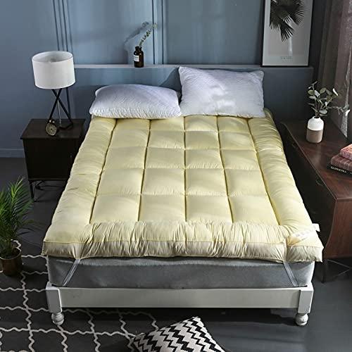 Futón tradicional japonés, colchón de suelo de futón suave, colchón de tatami transpirable plegable, colchón grueso y cálido, colchoneta portátil para dormir ( Color : D , Tamaño : 150x200cm/59x79in )