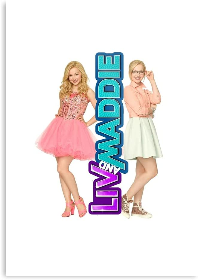 Descendants 2 and Maddie Cameron Liv Dove Music - The Best and Newest Poster for Wall Art Home Decor Room I - Customize