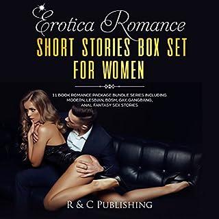 Erotica Romance Short Stories Box Set for Women cover art