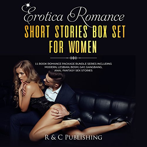 Erotica Romance Short Stories Box Set for Women audiobook cover art