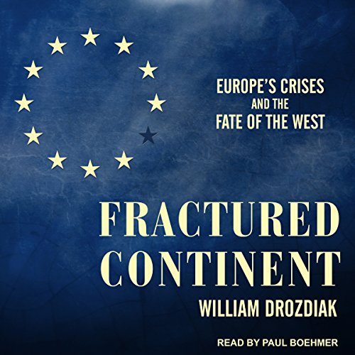 Fractured Continent audiobook cover art