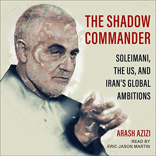 The Shadow Commander cover art