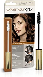 Irene Gari Cover Your Grey for Women Temporary Touch Up Wand 7g/0.25oz - Medium Brown