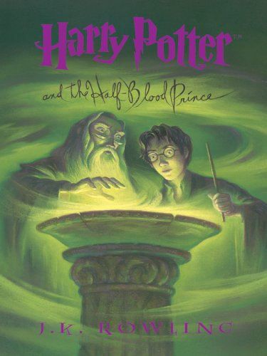 Compare Textbook Prices for Harry Potter and the Half-Blood Prince Large type / Large print - Illustrated Edition ISBN 9780786277452 by Rowling, J. K.,GrandPre, Mary