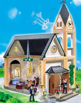 PLAYMOBIL® 4296 - Kirche