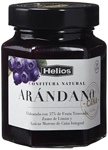 Helios Confitura Natural Arándano - 330 gr