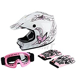 Best Dirt Bike Helmets With Goggles Gloves Combo