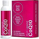 2by4 Liquid CoQ10 100 mg, Liposomal Ubiquinol...