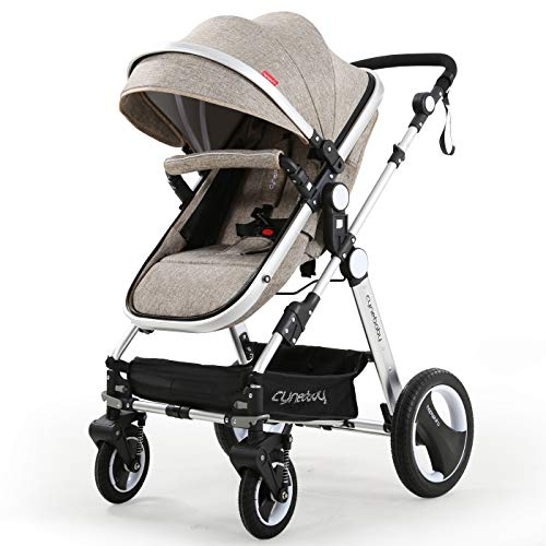 Learn More About Infant Toddler Baby Stroller Carriage - Cynebaby Compact Pram Strollers add Tray (K...