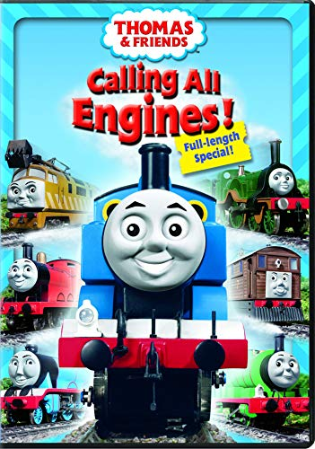 Thomas & Friends: Calling All Engines! [DVD]
