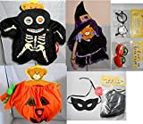 Build A Bear Halloween Sets of 3 Costume Clothing...