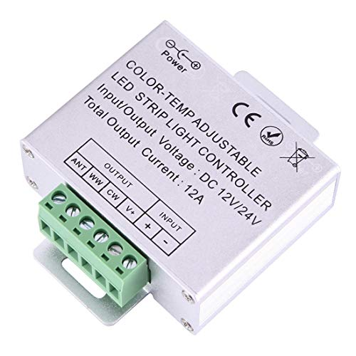 SX-030RF LHQ Controller esterno LED serie RGB Touch DC 12-24V
