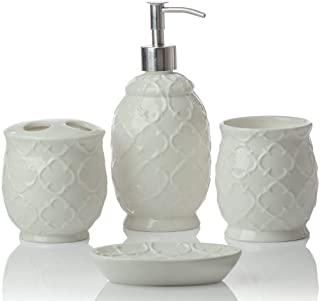Best fleur de lis bathroom accessories Reviews