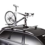 Thule OutRide Roof Bike Rack, Silver, One Size