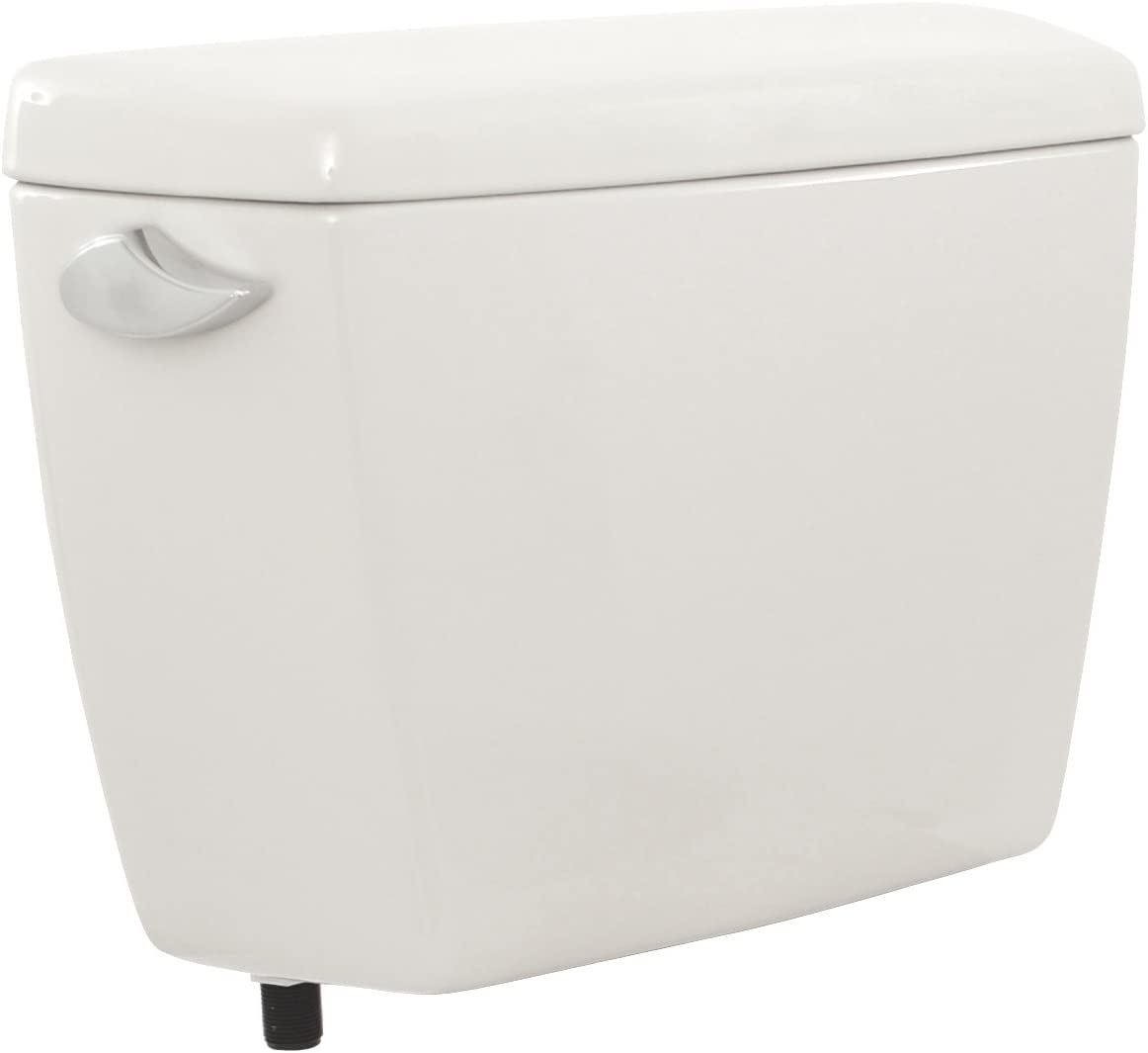 TOTO ST743E#01 New Free Shipping Drake Tank with In a popularity E-Max Whi System Cotton Flushing