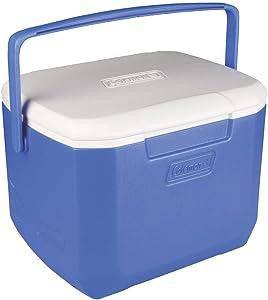 Coleman Cooler| 16-Quart Portable Cooler |EZ-Clean Excursion Cooler Ideal for Picnics and Barbecues