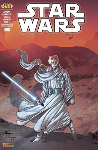 Star Wars n°8 (Couverture 1/2)