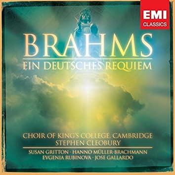 Brahms: Ein deutsches Requiem (A German Requiem) Op. 45