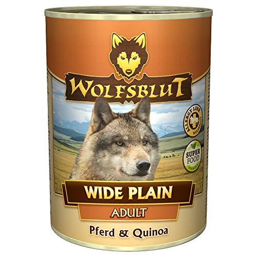 Wolfsblut Wide Plain Quinoa 200gr- Lote 6 unidades