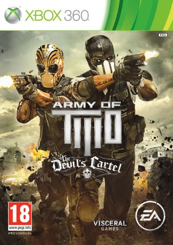 Army of Two: The Devil's Cartel [Edizione: Regno Unito]