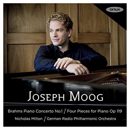 Brahms: Klavierkonzert Nr. 1 in d-Moll Op. 15 / 4 Stücke für Klavier Op. 119