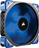 Corsair ML120 Pro LED, Blue, 120mm Premium Magnetic Levitation Cooling Fan (CO-9050043-WW)
