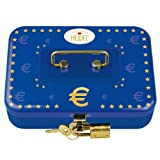 Confiserie Heidel 'EURO' Geldkassette, 1er Pack (1 x 60 g)