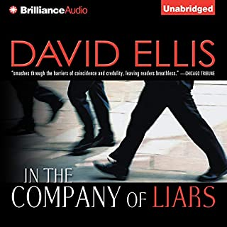 In the Company of Liars audiobook cover art