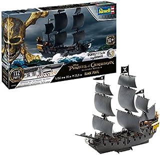 Revell- Black Pearl Maqueta Piratas de los Caribeños La