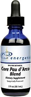 Core PAU d'Arco Blend - 2 fl. oz (59.1 ml) by Energetix