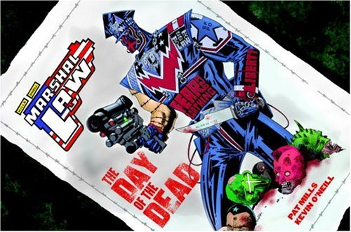 Marshal Law: Day of the Dead