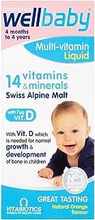 Vitabiotics Wellbaby Multi-vitamin Liquid 150 mL