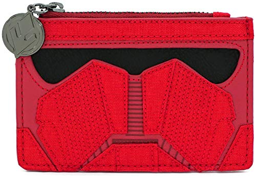 Loungefly Star Wars by Flap Purse Red Sith Trooper Wallets